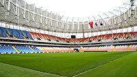 Adana 33 bin kişilik stadına kavuştu