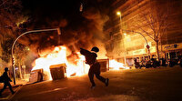 İspanya'da isyan üçüncü gününde: Sokaklar hala alev alev