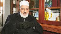 Türkiye'nin önde gelen hadis alimlerinden Muhammed Emin Saraç hoca vefat etti