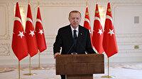 Cumhurbaşkanı Erdoğan: Dağlık Karabağ'ın tekrar ana vatanla kucaklaşmasının sevincini yüreklerimizde hissettik