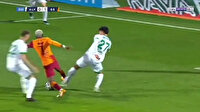 Galatasaray penaltı bekledi: Taraftarlar isyan etti