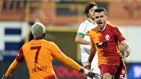 Galatasaray, Alanya deplasmanından 3 puanla döndü