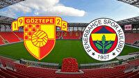 Fenerbahçe Göztepe maçı bu akşam mı? FB Göztepe maçı hangi kanalda, ne zaman, saat kaçta oynanacak?