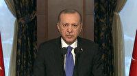 """Cumhurbaşkanı Erdoğan, """"NATO müttefikimizden arzu ettiğimiz desteği göremedik"""""""
