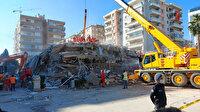 İzmir depreminde yıkılan Rıza Bey Apartmanı'nın yerine park yapılacak