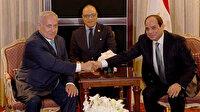 Mısır'dan İsrail'e beş yıl sonra dikkat çeken ziyaret