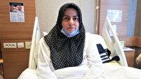 Avusturya'da ameliyatı ertelenen kanser hastası Türkiye'de sağlığına kavuştu
