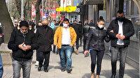 Mutasyonlu virüs görülen Zonguldak caddelerinde korkutan yoğunluk