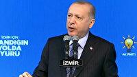 Cumhurbaşkanı Erdoğan: CHP, PKK'nın güç durumda kalmasını engellemek için akla ziyan yollara başvuruyor