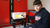 11 yaşında kendi yaptığı kuluçkayla civciv üretiyor: Kendi çiftliğimi kuracağım
