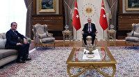 Cumhurbaşkanı Erdoğan Azerbaycan ve Türkmenistan Dışişleri Bakanlarını kabul etti