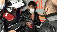 5 lira için dehşet saçtı: Yakalanınca 'benden şikayetçi olma' dedi