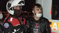 """Samsun'da 5 lira vermeyen güvenlik görevlisini bıçaklayarak hastanelik etti, yakalanınca """"benden şikayetçi olma"""" dedi"""