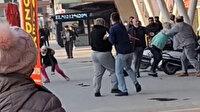 Esenyurt'ta husumetli iki grup arasında meydan kavgası