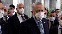 Cumhurbaşkanı Erdoğan'dan HDP'li vekillerin fezlekesiyle ilgili açıklama