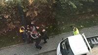 Bursa'da iki grup arasında çıkan park kavgasında tekme ve yumruklar havada uçuştu