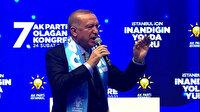 Cumhurbaşkanı Erdoğan: CHP'lilerin kitabında hizmet var mı?