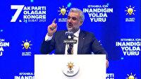 AK Parti İstanbul İl Başkanı Osman Nuri Kabaktepe: İstanbul'u yeniden kazanacağız