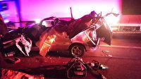 Reyhanlı ve Ulukışla saldırılarının firari sanığı trafik kazasında öldü