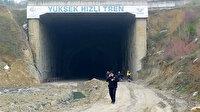 Bursa'da hızlı tren tüneli girişinde yanmış erkek cesedi bulundu