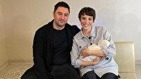 Kanseri yendi dondurulmuş embriyo ile bebeğini kucağına aldı