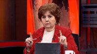 """Halk TV'de, """"Delirdin mi sen? Aşılamada ilk 25'te bile değiliz"""" diyen Ayşenur Arslan 1 dakika sonra özür diledi"""