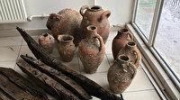 Orduda balıkçıların ağlarına takıldı: Roma döneminden kalma olduğu tahmin ediliyor