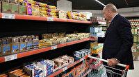 Cumhurbaşkanı Erdoğan talimatı verdi: Fahiş fiyata karşı ucuz market adımı
