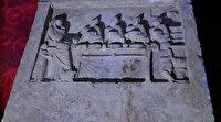 Balıkesir'de 2 bin yıllık Roma mezar taşı ele geçirildi: Değeri bir milyon lira