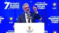 AK Parti Yeni İstanbul İl Başkanı Osman Nuri Kabaktepe