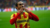 Halil Akbunar kendini aştı, kariyer rekorunu kırdı