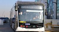 Yüzde 100 elektrikli yerli metrobüs Ankara'da