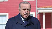 Cumhurbaşkanı Erdoğan'dan Kanal İstanbul açıklaması: Ne bundan ana muhalefet anlar, ne de İBB anlar