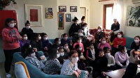 Bakan Selçuk paylaştı: Kasımpaşalı öğrencilerden Cumhurbaşkanı Erdoğan'a doğum günü kutlaması