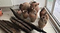 Balıkçı ağlarına bin yıllık tekne parçaları takıldı: Roma döneminden kalma tam 13 tane