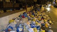 Maltepe'de vatandaşın çöpleri toplaması da çare olmadı: Cadde ve sokaklara taşıyor