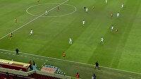 Galatasaray'ın attığı gol tartışmalara neden oldu: Ofsayt var mı yok mu?