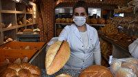 Edirne'de ekmeğin fiyatında tepki çeken iki fiyat!