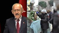 Kılıçdaroğlu'nun 'Başkan, vatandaşa hizmeti götürecek' dediği Maltepe'de insanlar çöplerini kendileri topluyor