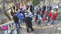 Tam bir yıl oldu: İdlib'deki hain saldırıda şehit edilen 34 kahraman dualarla anıldı