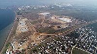 TOGG fabrikasının inşaatı hızla ilerliyor
