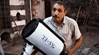 Diyarbakırlı astronomun uzay tutkusu