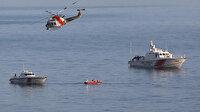 Gökçeada'dan acı haber: Cansız bedeni 22 metre derinlikte bulundu