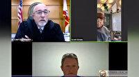 ABD'li doktor ameliyat yaparken online mahkemeye katıldı