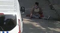Yine eski eş dehşeti: Sokak ortasında bıçaklandı