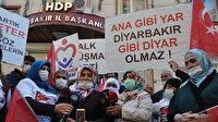 HDP önündeki eylemde 547'nci gün: Aile sayısı 209 oldu