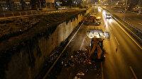 İBB'den dikey çiçeklere gece yarısı operasyonu: AK Parti'den tepki gecikmedi
