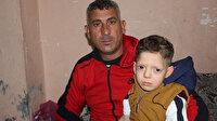 Suriyeli Ömer'in yardım çığlığı: Görme yetisini he geçen gün kaybediyor