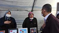 Evlat nöbetindeki ailelerden tepki toplayan CHP'li Özel 'samimi' pozlarını paylaştı