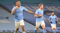 Manchester City, Premier Lig'de üste üste 15. galibiyetini aldı (ÖZET)
